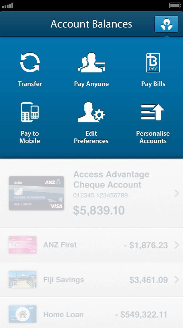 Anz offers sneak peek of future apps strategy security itnews the banks three year old gomoney banking mobile app which now has well over one million active users processing over 3 billion of transactions a month reheart Choice Image