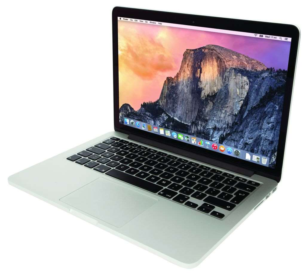 review apple macbook pro 13in with retina display 2015. Black Bedroom Furniture Sets. Home Design Ideas