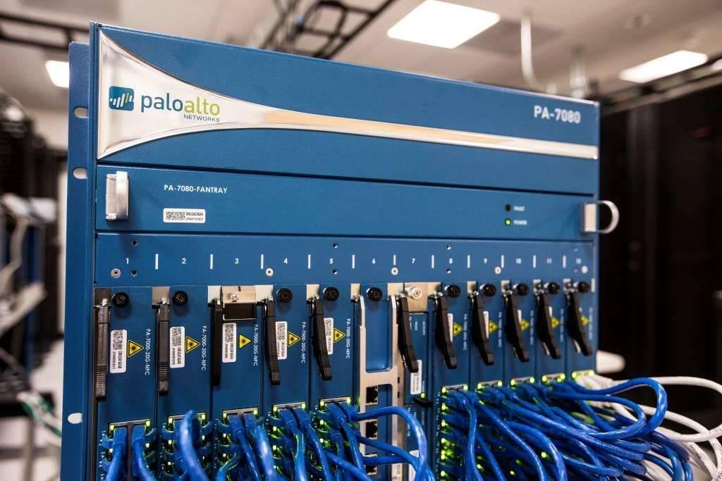Networks palo alto