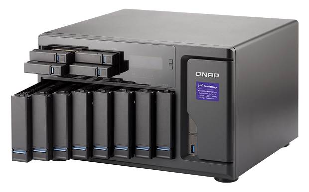 Qnap TS-451+ review: a four-bay NAS with speed to burn - Hardware