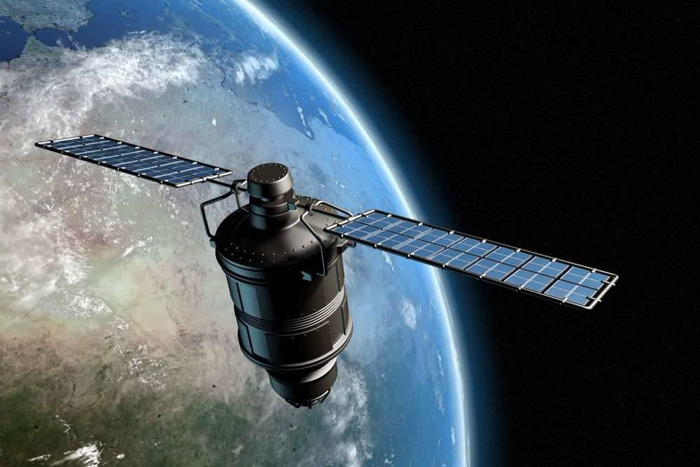 satellite and spacecraft - photo #14
