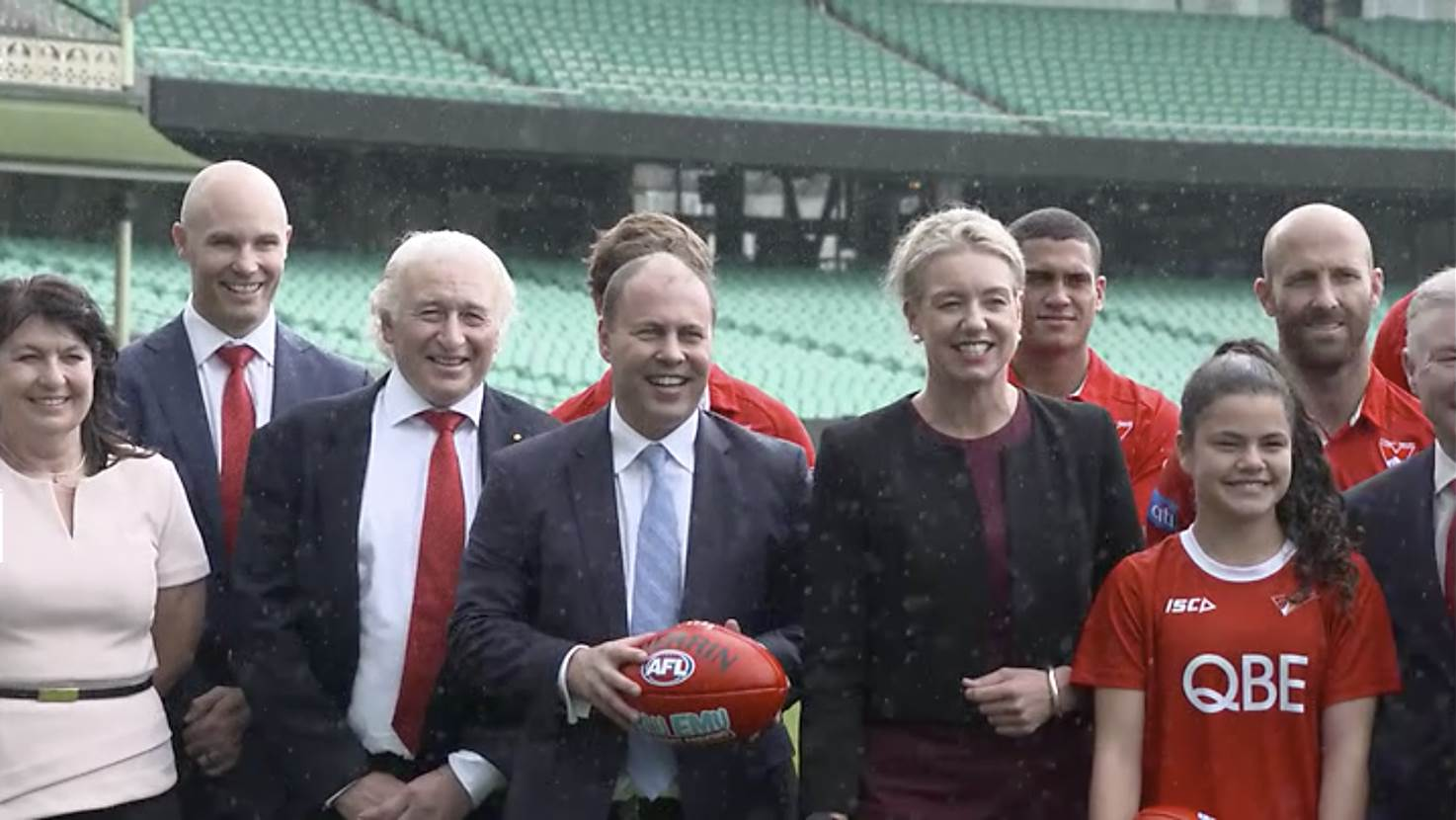 Sydney Swans to realise AFLW dream