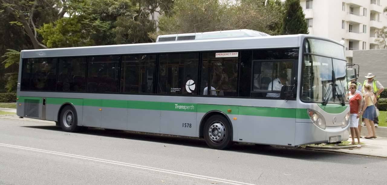Wa spends 17m on real time bus tracking hardware for Bus timetable perth 85