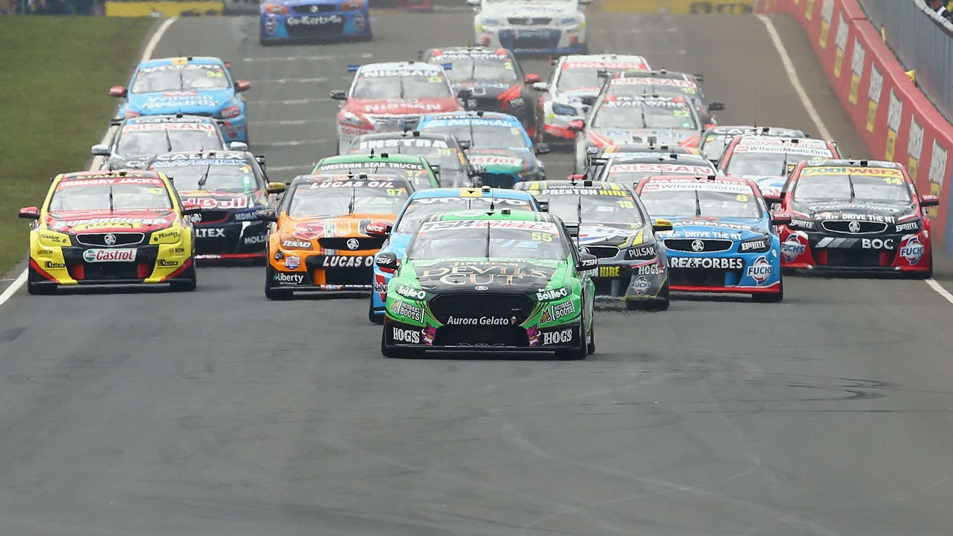 Fox Sports' Bathurst App puts you in driver's seat