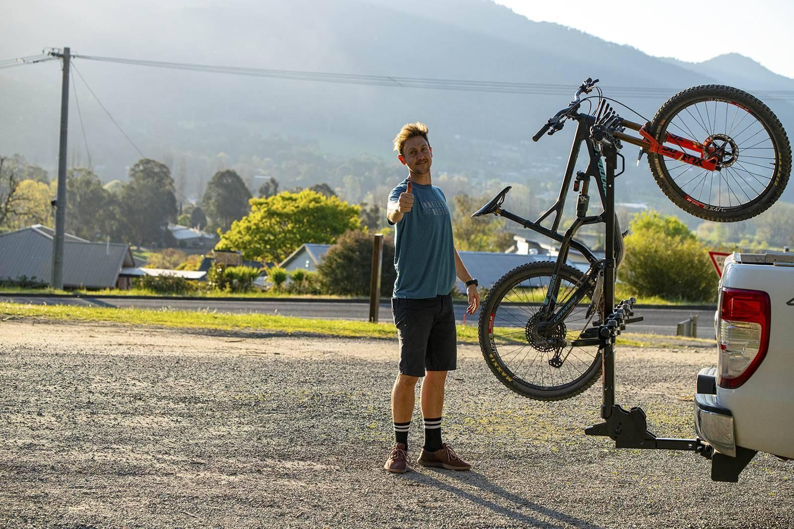 TESTED: Yakima HangOver 6 bike rack