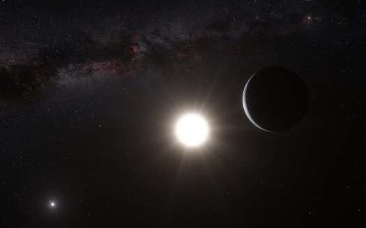 Can Anyone Pay To Name An Exoplanet? It's Complicated ...