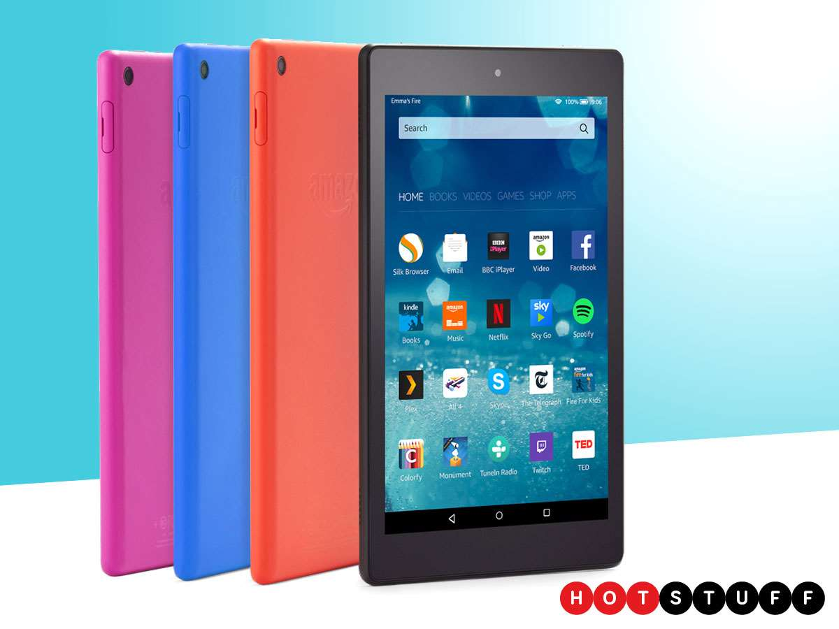 New Amazon Fire HD 8 provides tablet thrills for a low ...