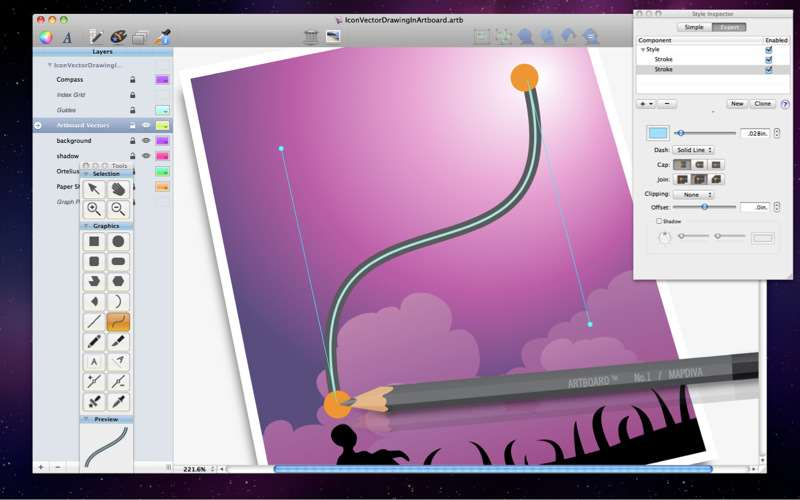 Artboard For Mac Brings Vector Graphics To The Masses