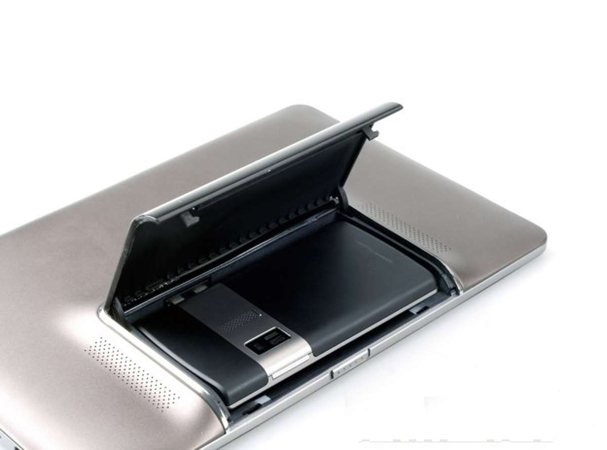 Asus unveils Padfone smartphone/tablet duo