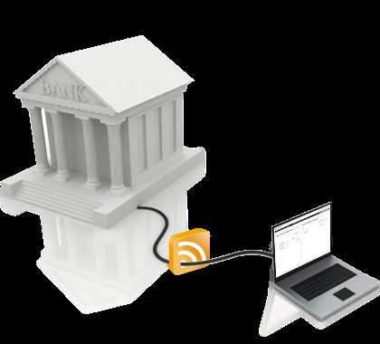 how to use bank feeds in myob