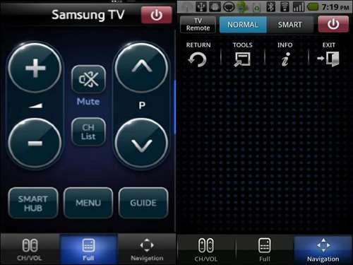 best samsung galaxy S3 apps samsung remote