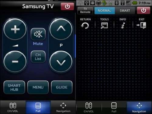best samsung galaxy S3 apps samsung remote