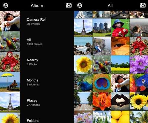 best samsung galaxy S3 apps scalado album