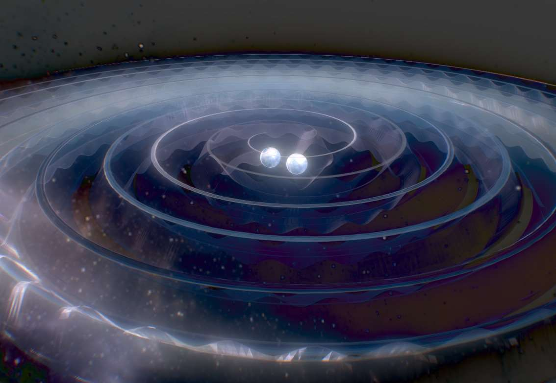 black holes colliding thesis The true story behind the creation of black holes  matter colliding with the solar proto  to within the thesis), but the black hole still tends to.