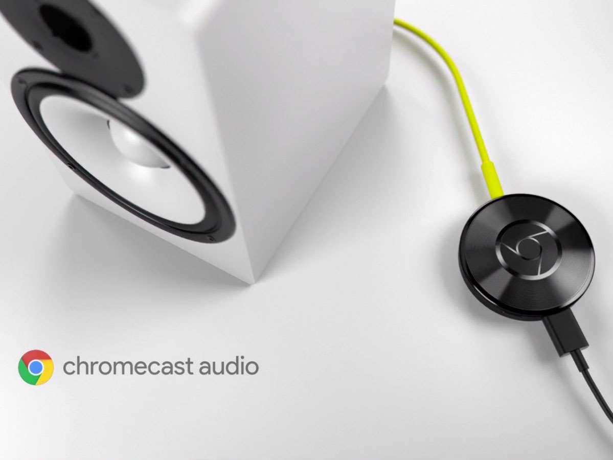 spotify chromecast audio