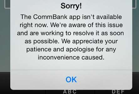 Commonwealth Bank suffers nationwide IT outage - Finance