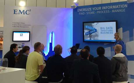 Emc appoints ex oracle symantec exec security crn for Emc security systems