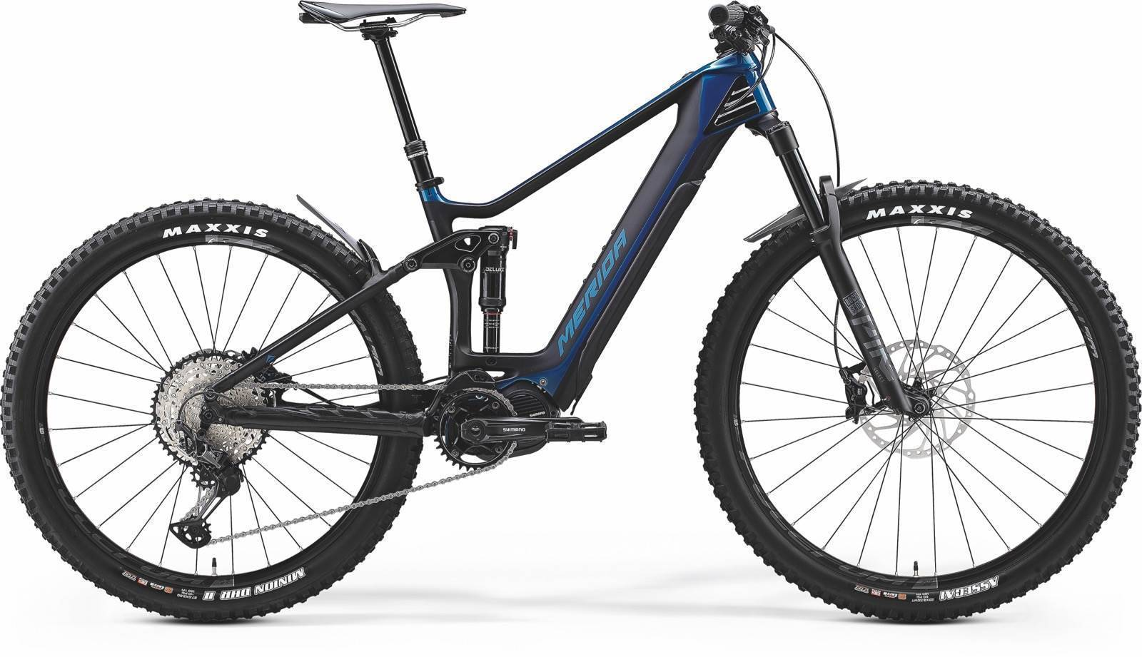 Merida launch the eOne-Forty eMTB!