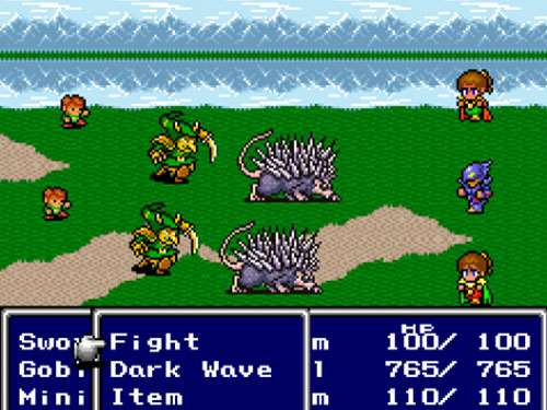 gaming flashback final fantasy