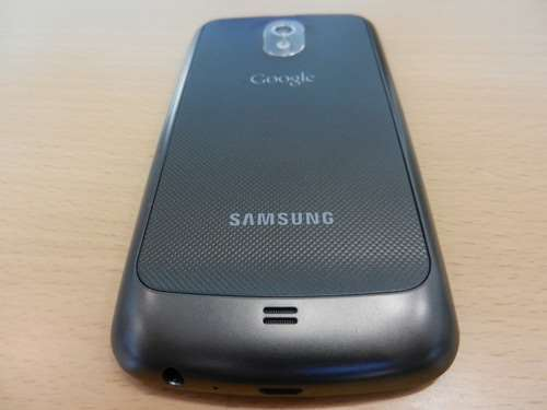 samsung galaxy nexus with android 4.0