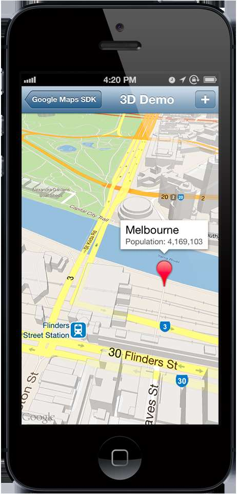 Google Brings Own Maps App To Ios Software Itnews