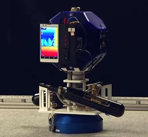 NASA attaches Google phones to robots in space - Software ...