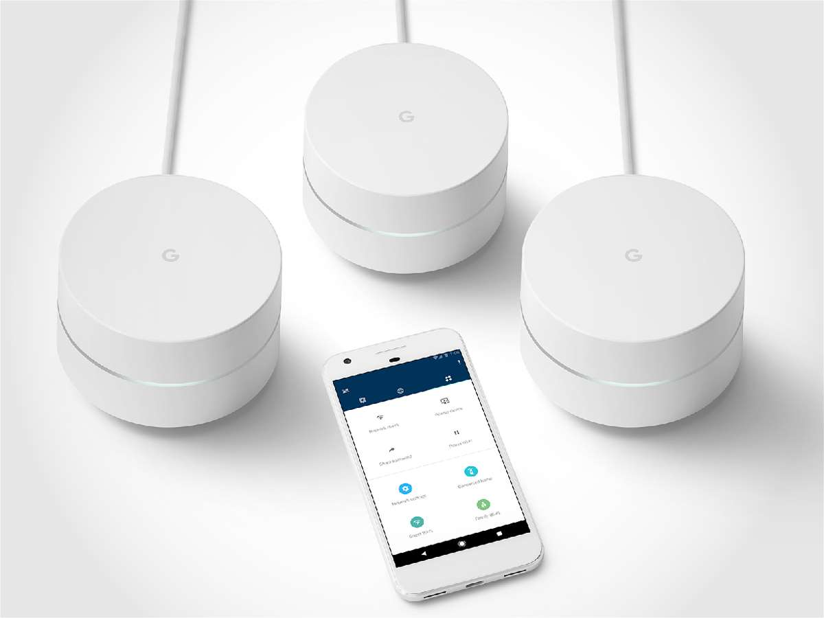 Google Wifi: 5 reasons to be excited about a wireless router (yes, really)