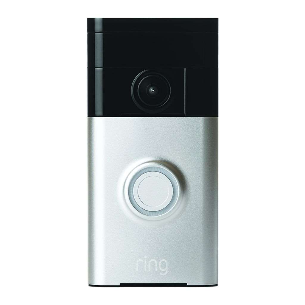 Review: Ring Video Doorbell offers improved home security ...
