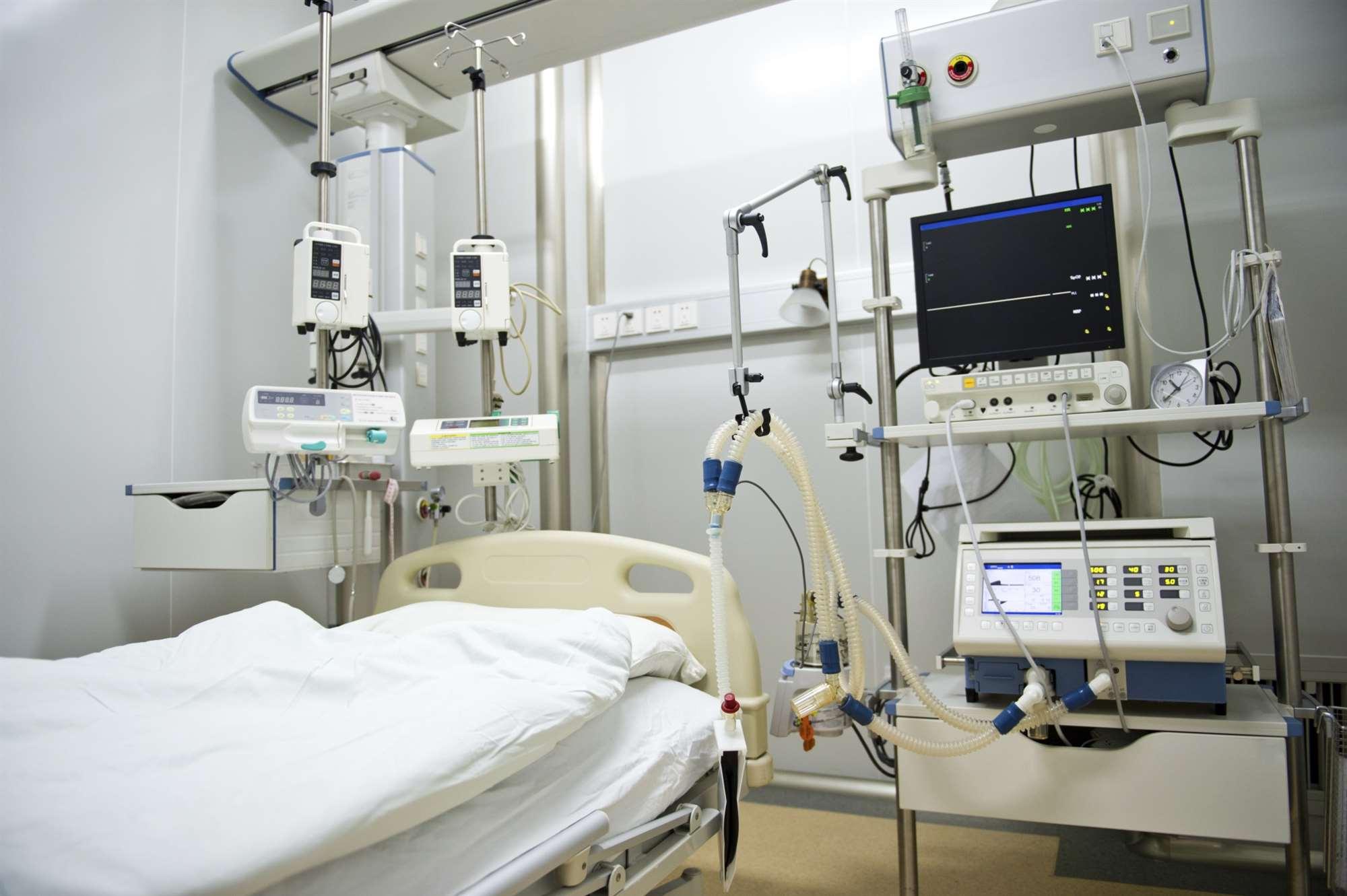 hospital machine