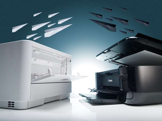 lasers vs inkjets 12 budget printers reviewed including hp canon epson and brother hardware. Black Bedroom Furniture Sets. Home Design Ideas