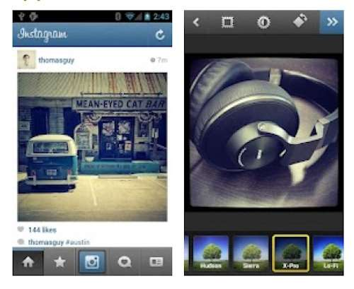 instagram android screenshot