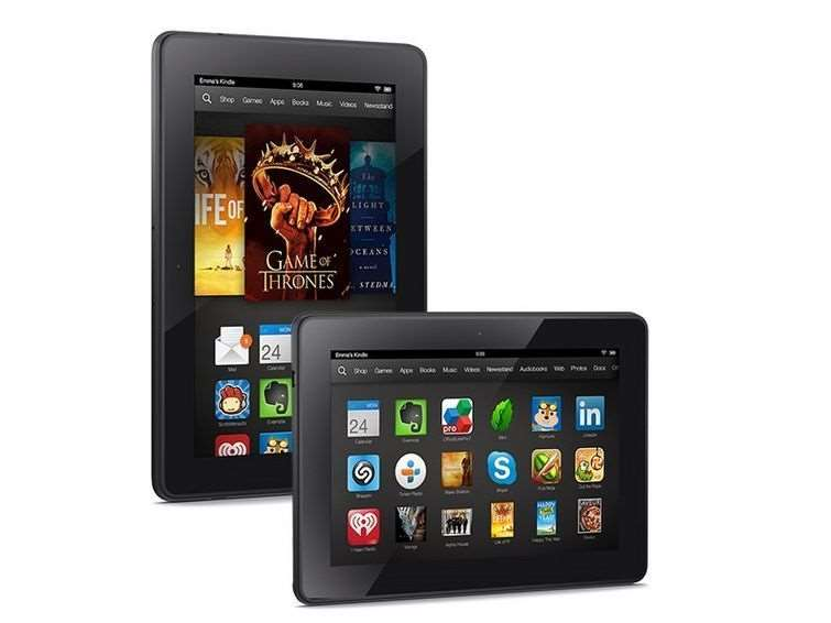 Kindle fire hdx gets firmware update tv support pc amp tech authority