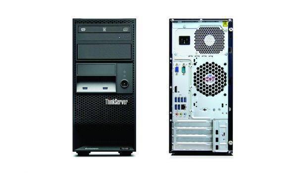 Lenovo's ThinkServer TS150 server reviewed - Hardware