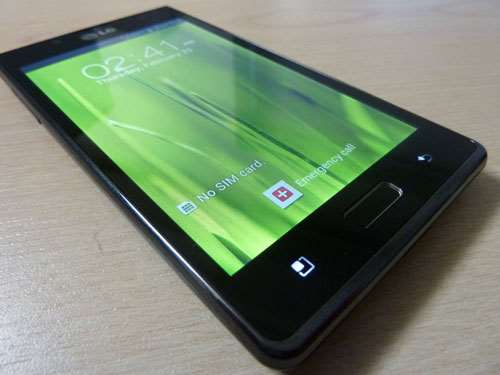 lg optimus l7 hands on review