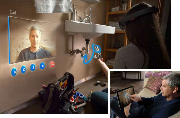 microsoft hololens release date specs and possible price