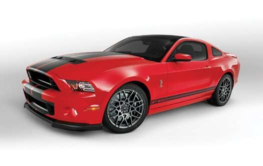 ford 39 s fastest mustang ever a 325kph muscle car cars tech australian popular science. Black Bedroom Furniture Sets. Home Design Ideas