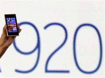 Nokia unveils Windows phones - Hardware