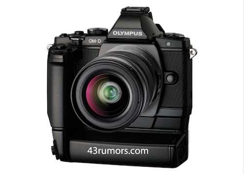 olympus OM-D camera rumour february 8