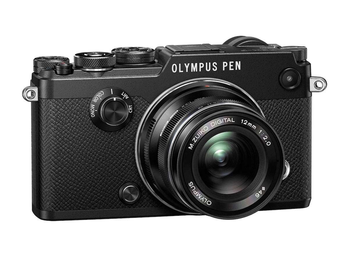 the olympus pen f classic compact camera design with modern smarts photography video pc. Black Bedroom Furniture Sets. Home Design Ideas
