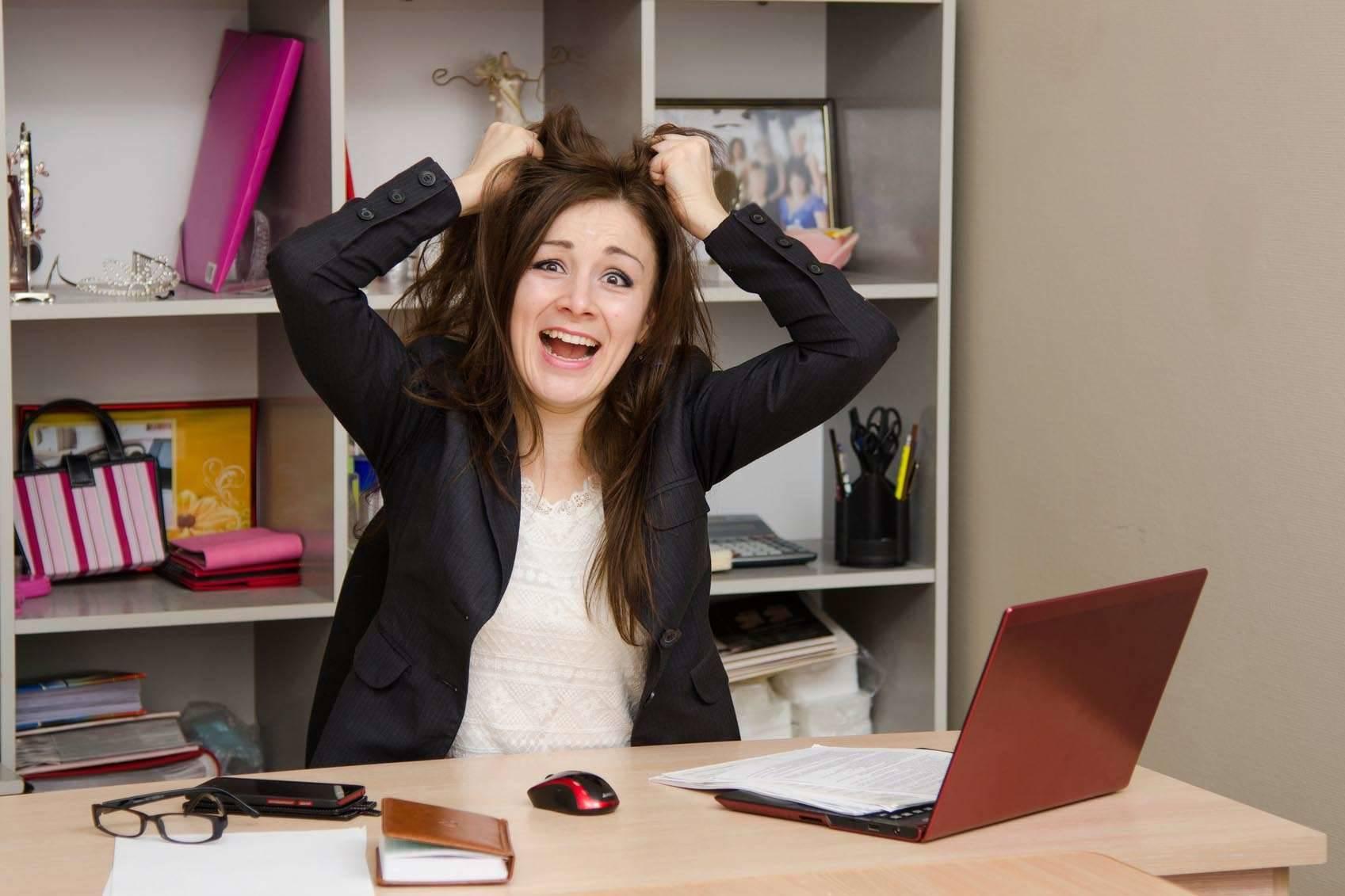 Девушка из нашего офиса фото