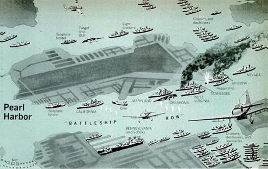 the factors behind the attack of pearl harbor The infamous attack on december 7, 1941, on the united states naval base at  pearl harbor was supposed to be the empire of japan's final step in a its quest  for.