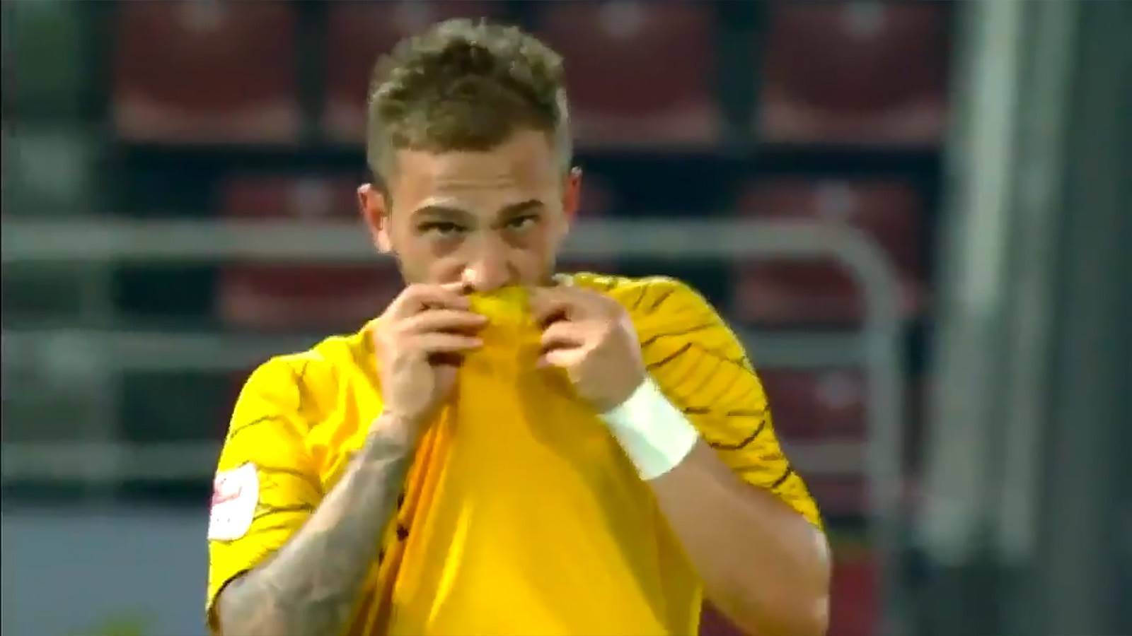 Job only half done for Arnie's Olyroos