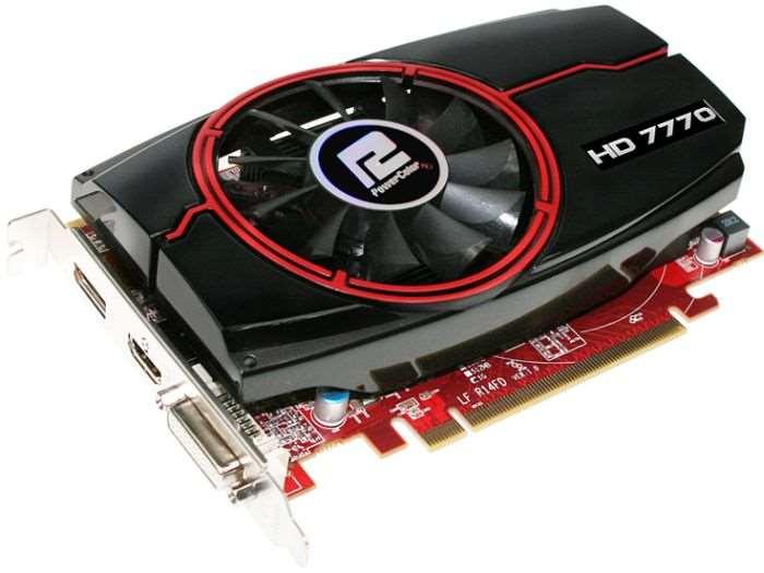 Pubg Radeon Hd 7770: Powercolor HD7770 PCS+ GHz Edition