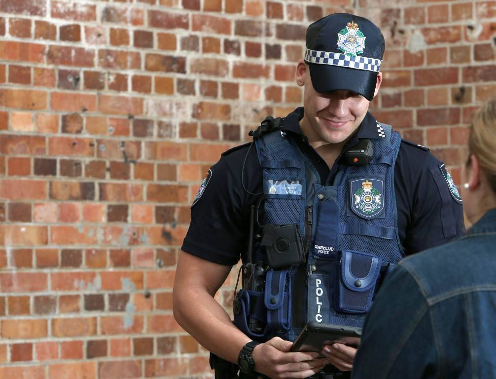 Qld Cops To Double Number Of Body Worn Cameras Strategy