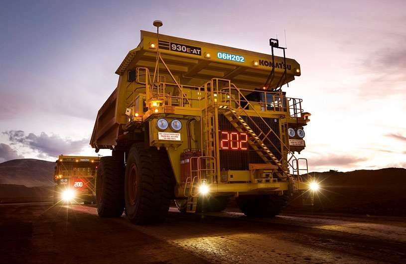 Image result for mines of the future rio tinto