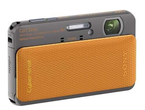 sony cybershot TX20 compact=