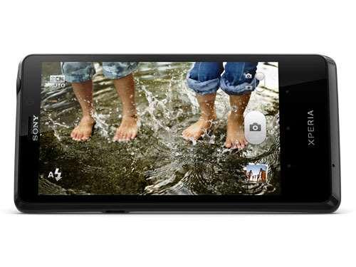 Sony Xperia T Mint
