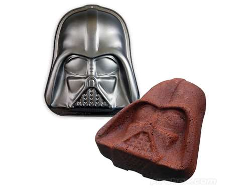 star wars darth vader baking tray kitsch gift guide