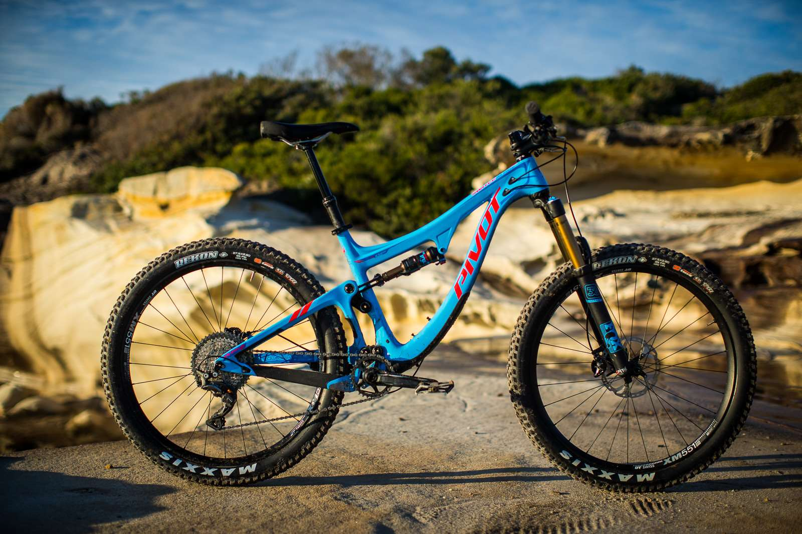 TESTED: Pivot Switchblade - Australian Mountain Bike | The home for ...