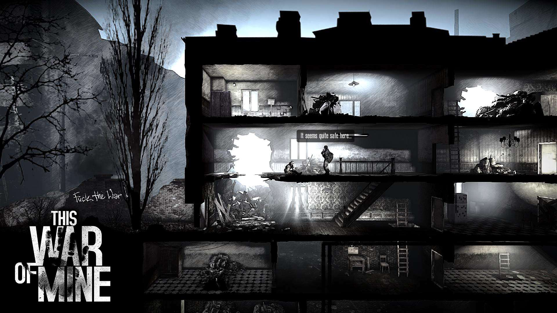 Discover the human cost of conflict in This War of Mine ...
